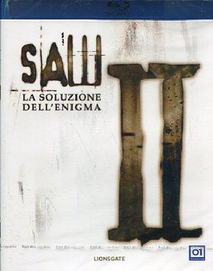 SAW 2 - LA SOLUZIONE DELL'ENIGMA (BLU-RAY )