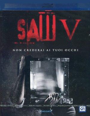 SAW V - NON CREDERE AI TUOI OCCHI - BLU-RAY