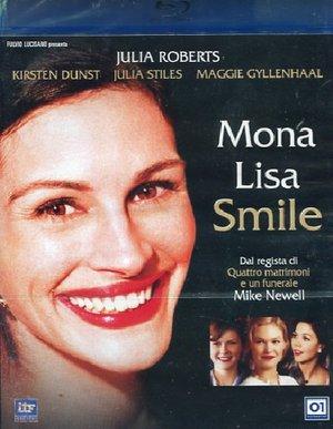 MONA LISA SMILE - BLU-RAY