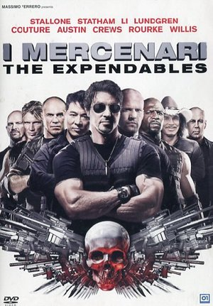 I MERCENARI - THE EXPENDABLES (DVD)