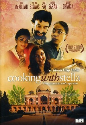 COOKING WITH STELLA (DVD)