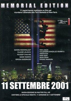 11 SETTEMBRE 2001 (MEMORIAL EDITION) (DVD)