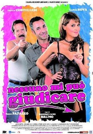 NESSUNO MI PUO' GIUDICARE (2011) (DVD)