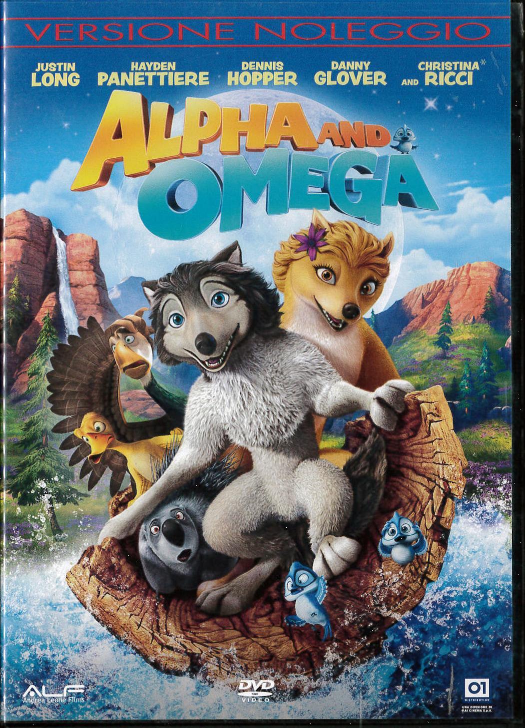 ALFA AND OMEGA - EX NOLEGGIO (DVD)
