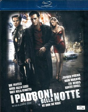I PADRONI DELLA NOTTE (BLU-RAY)