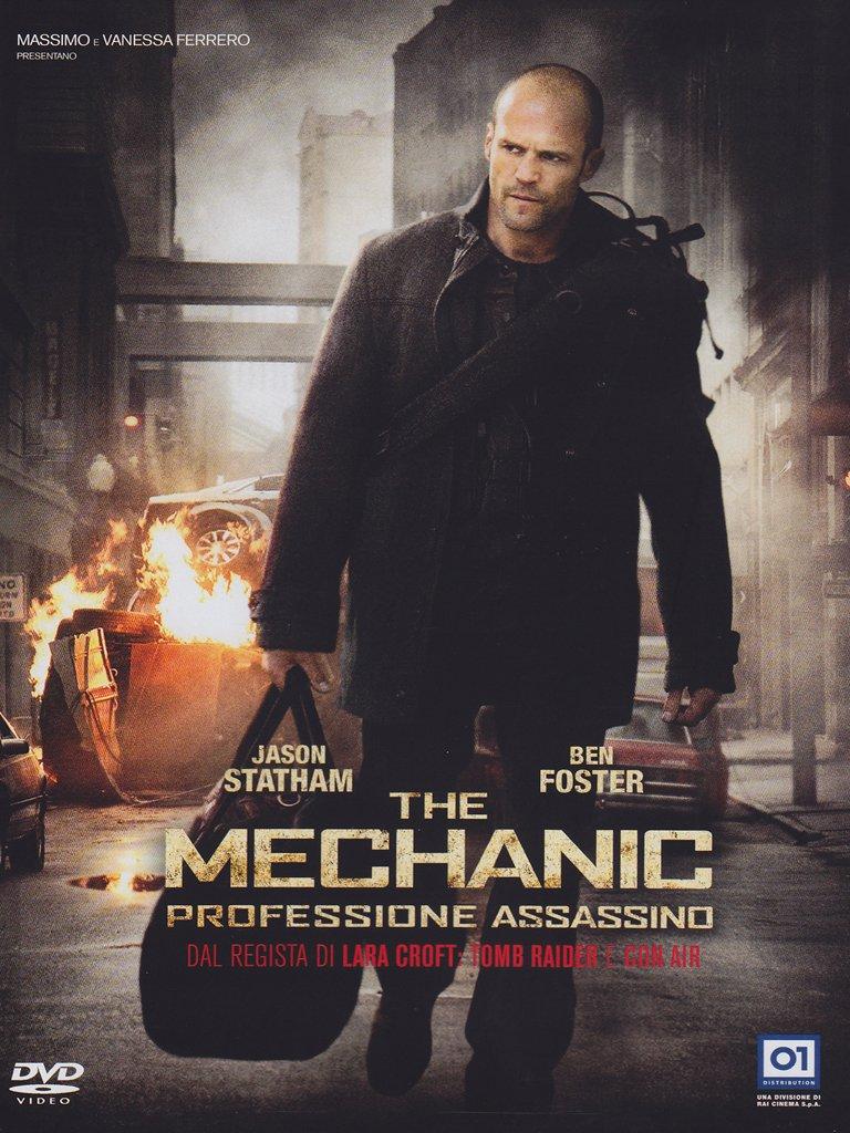 THE MECHANIC - PROFESSIONE ASSASSINO (DVD)