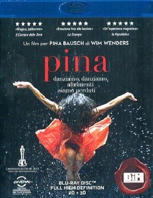 PINA (REAL 3D) (BLU-RAY)