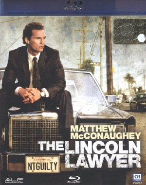 THE LINCOLN LAWYER (BLU-RAY)