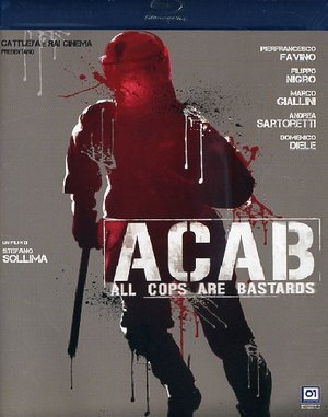 ACAB - ALL COPS ARE BASTARDS (BLU-RAY)