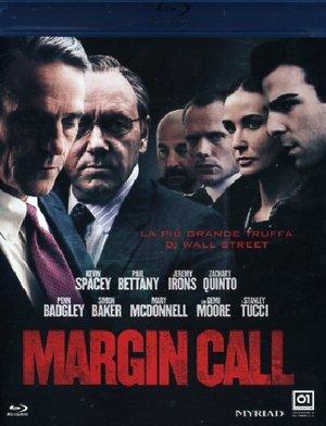 MARGIN CALL (BLU-RAY)