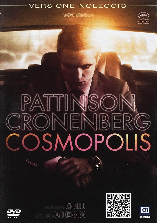 COSMOPOLIS - VERSIONE NOLEGGIO (DVD)