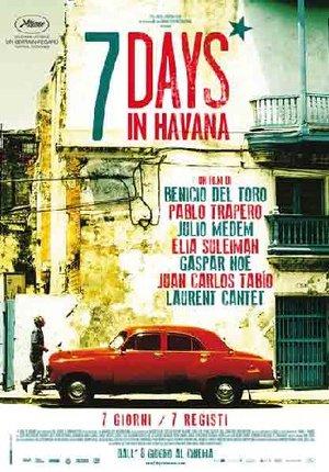 7 DAYS IN HAVANA - USATO EX NOLEGGIO (DVD)