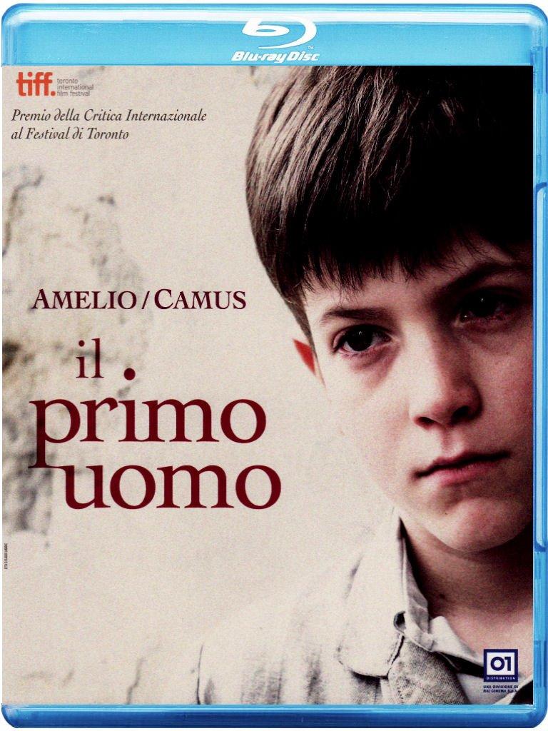 IL PRIMO UOMO (BLU-RAY)
