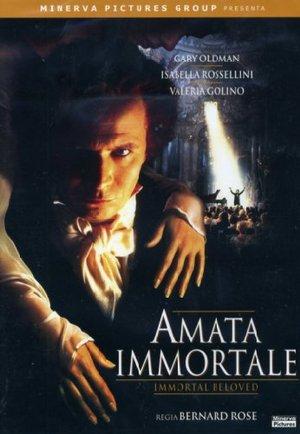 AMATA IMMORTALE (DVD)
