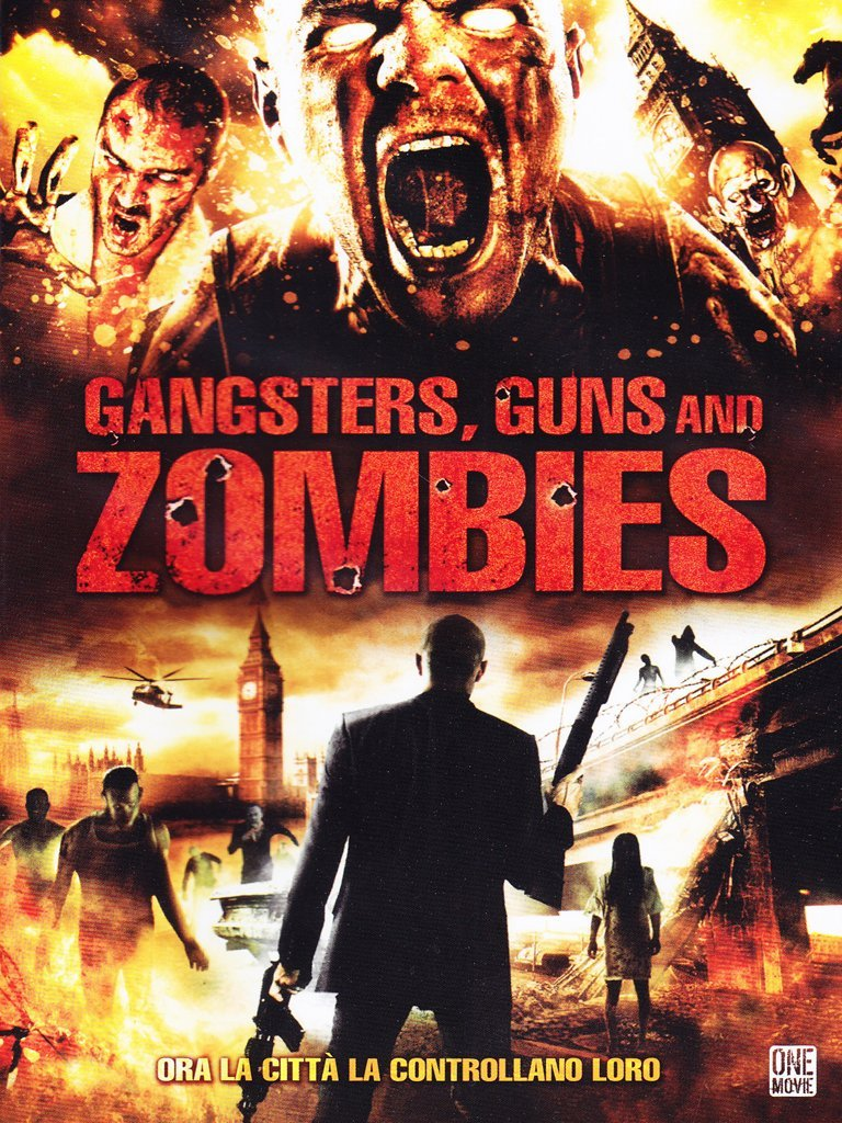 GANGSTERS, GUNS AND ZOMBIES (DVD)