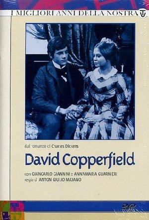 COF.DAVID COPPERFIELD (4 DVD) (DVD)