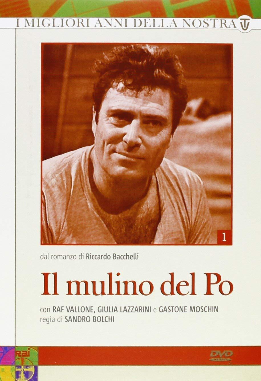 COF.IL MULINO DEL PO (3 DVD) (DVD)