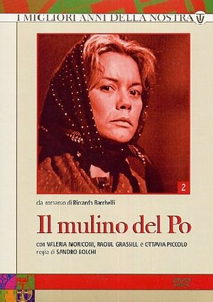 COF.IL MULINO DEL PO -2 (3 DVD) (DVD)