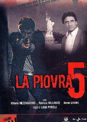 COF.LA PIOVRA 05 (3 DVD) (DVD)