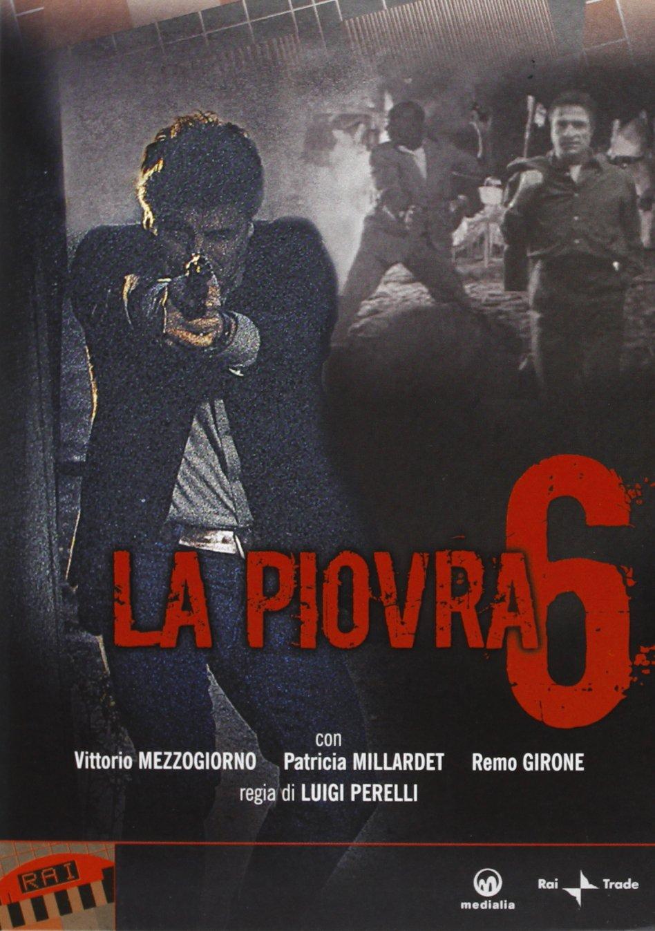 COF.LA PIOVRA 06 (3 DVD) (DVD)