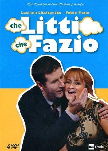 COF.CHE LITTI CHE FAZIO (4 DVD) (DVD)