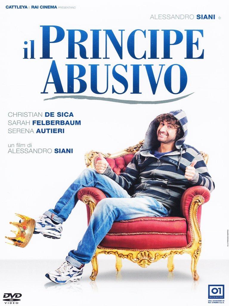 IL PRINCIPE ABUSIVO (DVD)