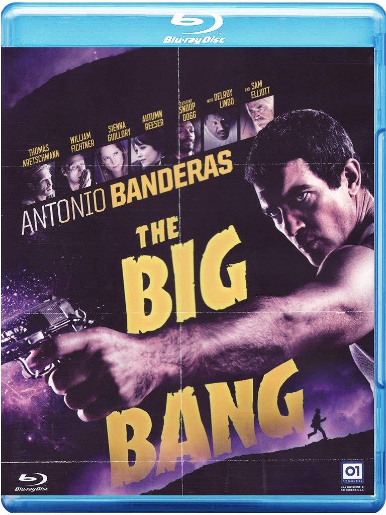 THE BIG BANG (BLU-RAY)