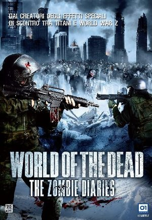 WORLD OF THE DEAD - THE ZOMBIE DIARIES (DVD)