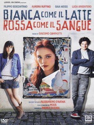 BIANCA COME IL LATTE, ROSSA COME IL SANGUE (DVD)