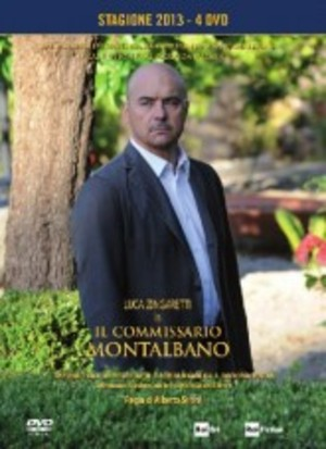 COF.IL COMMISSARIO MONTALBANO STAGIONE 6 (2013) (4 DVD) (DVD)