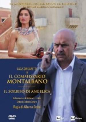 IL COMM. MONTALBANO IL SORRISO DI ANGELICA (DVD)