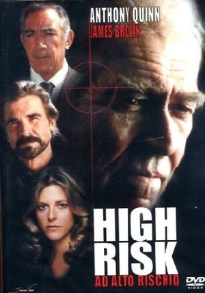HIGH RISK - AD ALTO RISCHIO (DVD)