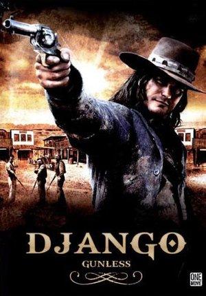 DJANGO GUNLESS (DVD)