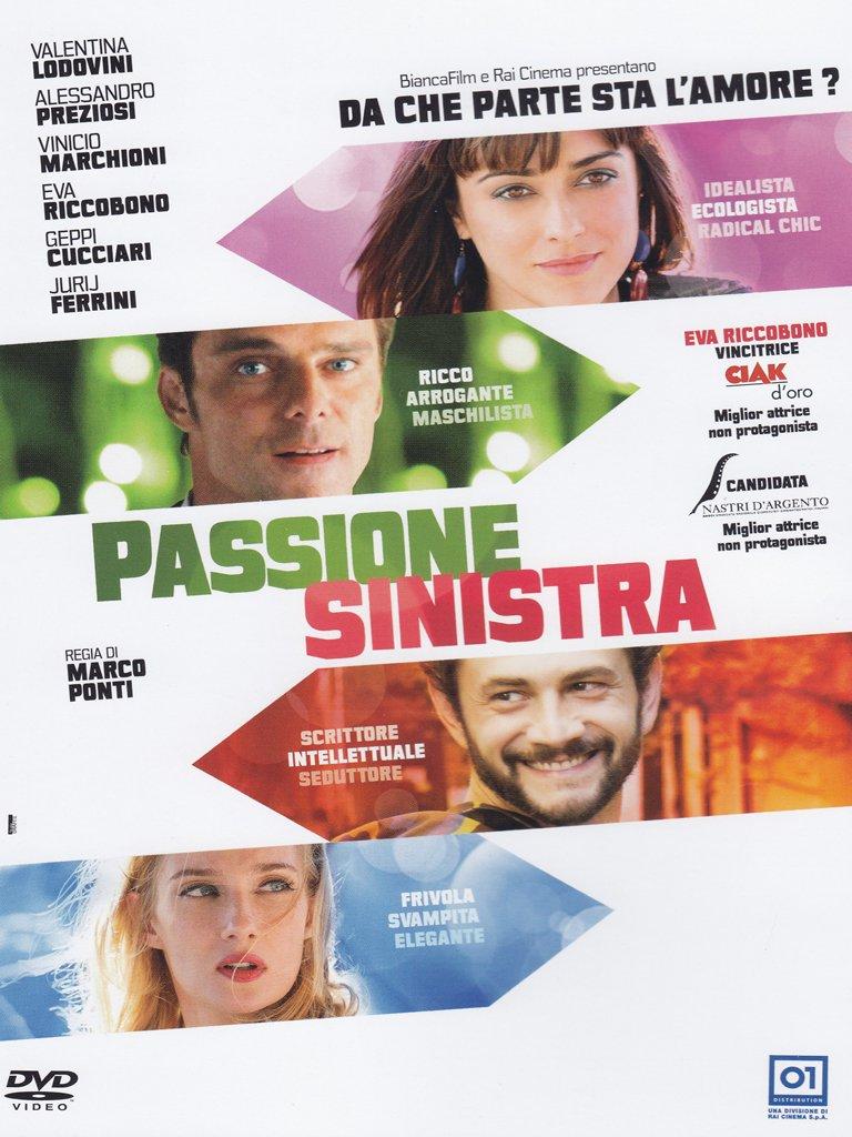 PASSIONE SINISTRA (DVD)