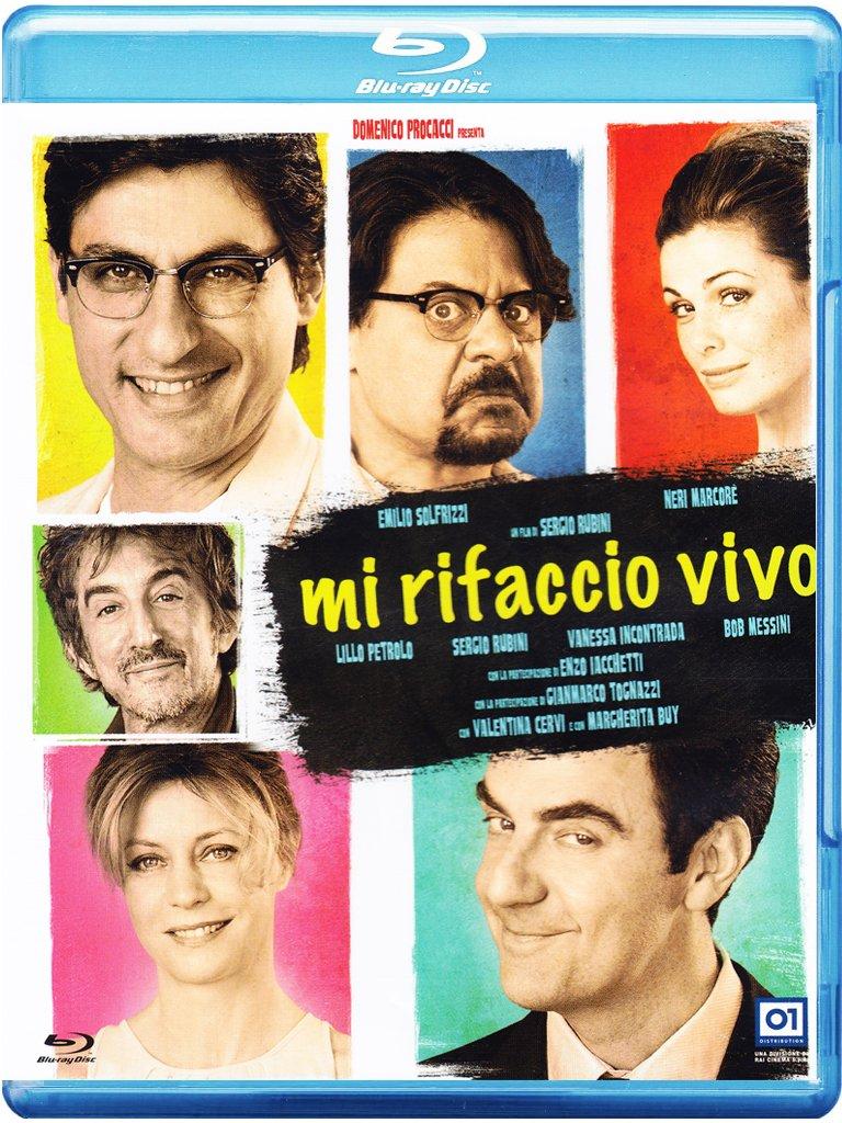 MI RIFACCIO VIVO (BLU-RAY)