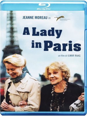 A LADY IN PARIS (BLU-RAY)