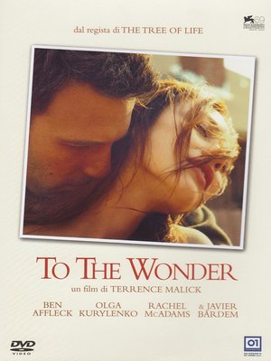 TO THE WONDER (DVD)