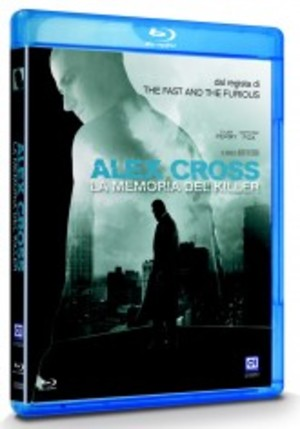 ALEX CROSS LA MEMORIA DEL KILLER (BLU-RAY)