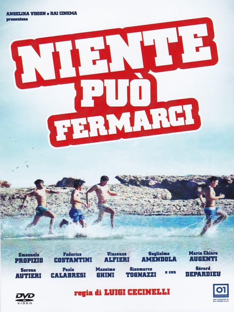 NIENTE PUO' FERMARCI (DVD)