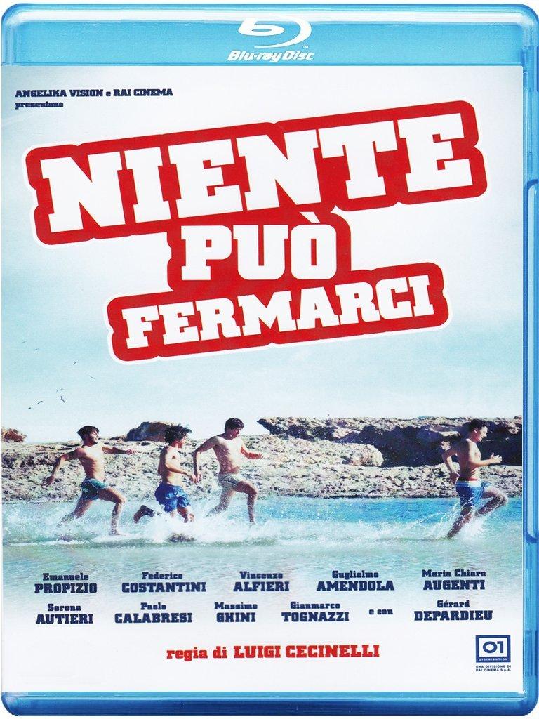 NIENTE PUO' FERMARCI (BLU-RAY)