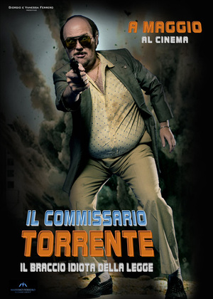 IL COMMISSARIO TORRENTE - IL BRACCIO IDIOTA DELLA LEGGE (DVD)