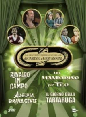 COF.GARINEI E GIOVANNINI - LA GRANDE COMMEDIA MUSICALE #02 (3 DVD) (DVD)