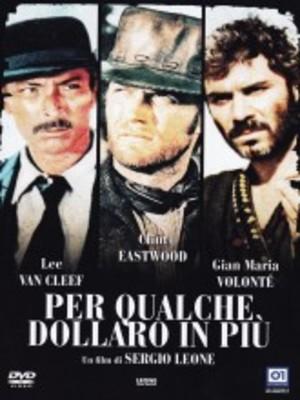 PER QUALCHE DOLLARO IN PIU' (RAI) (DVD)