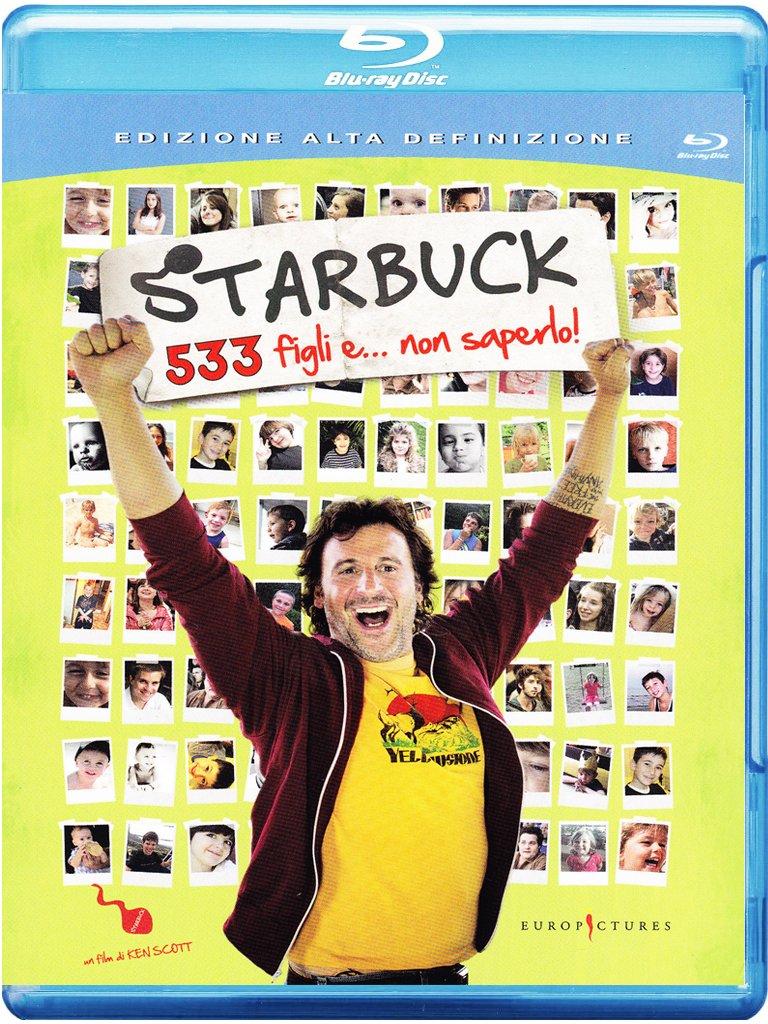 STARBUCK (BLU-RAY)