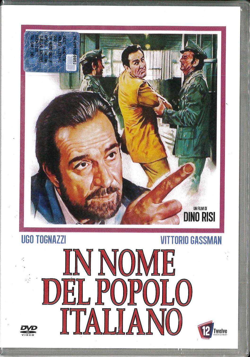 IN NOME DEL POPOLO ITALIANO RMA (DVD)