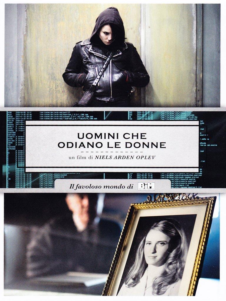 UOMINI CHE ODIANO LE DONNE (DVD)