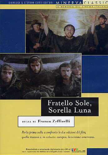 FRATELLO SOLE SORELLA LUNA (DVD)