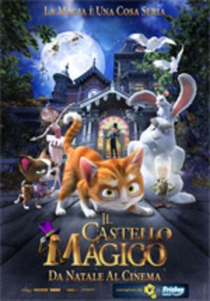 IL CASTELLO MAGICO (DVD)