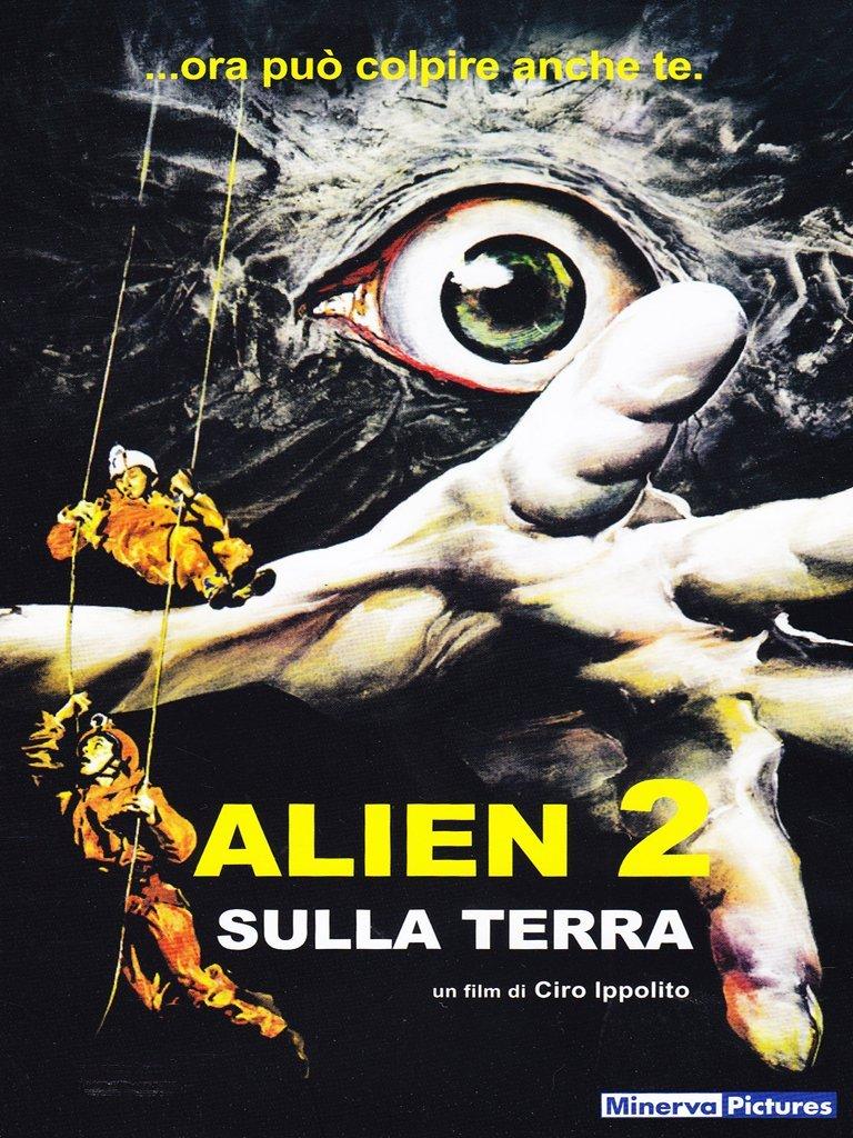 ALIEN 2 - SULLA TERRA (DVD)