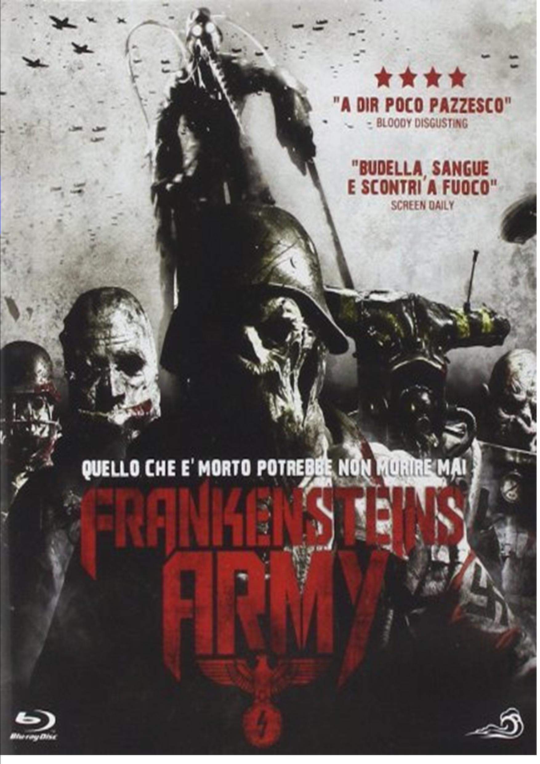FRANKENSTEIN'S ARMY (BLU-RAY)